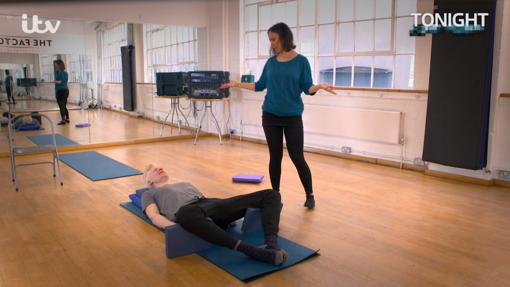 gentle yoga lower back pain solution