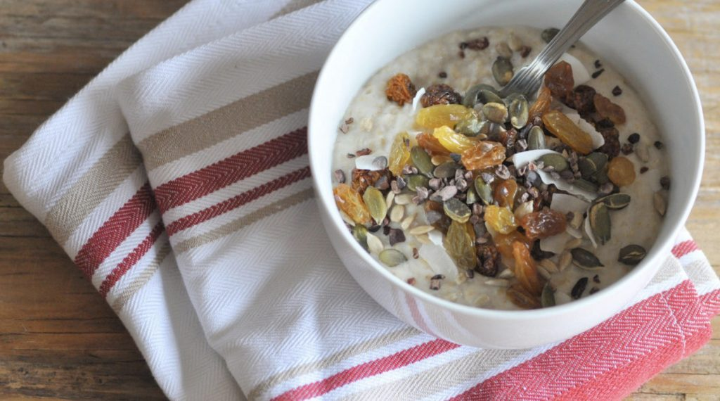 superfood porridge recipe holistic yoga