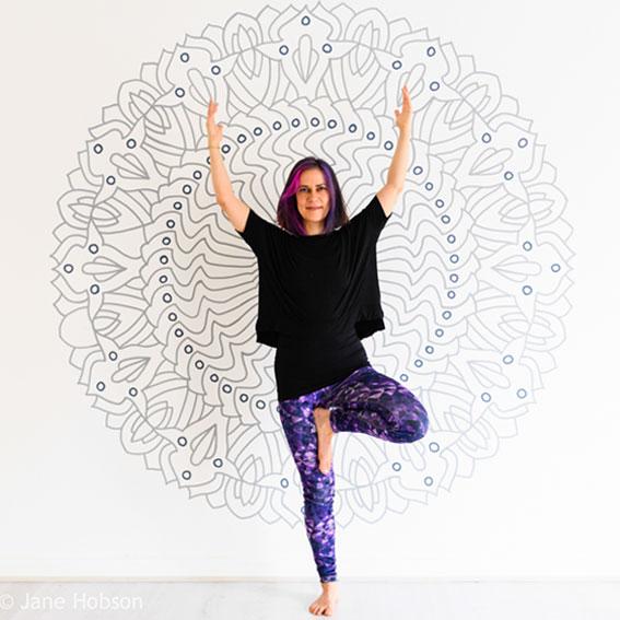 experienced yoga teacher crouch end London