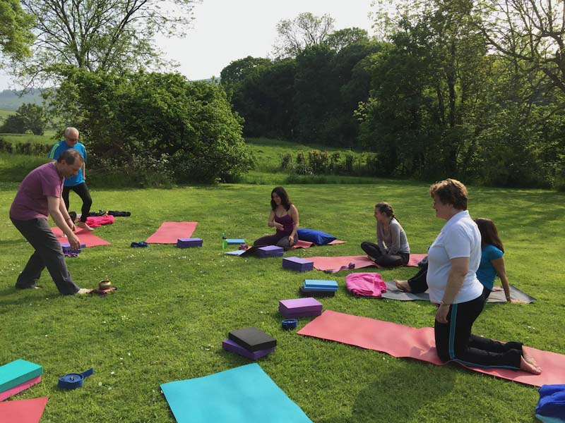 yoga retreat sussex